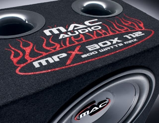 Mac Audio MPX